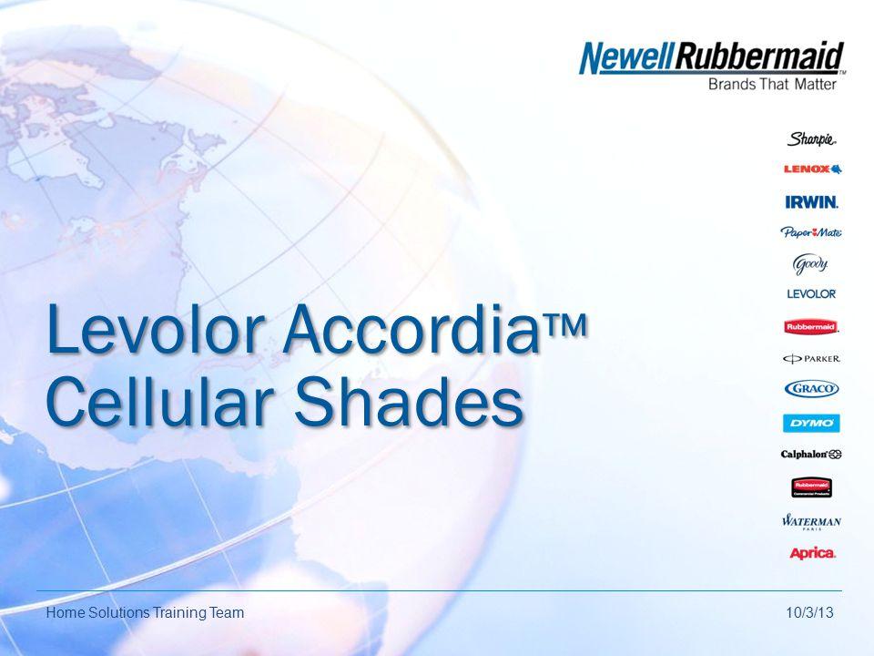 Levolor Accordia™ Cellular Shades