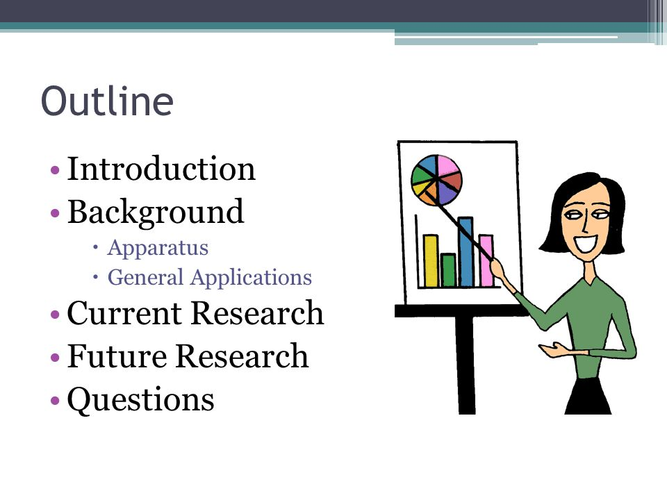 Outline Introduction Background Current Research Future Research