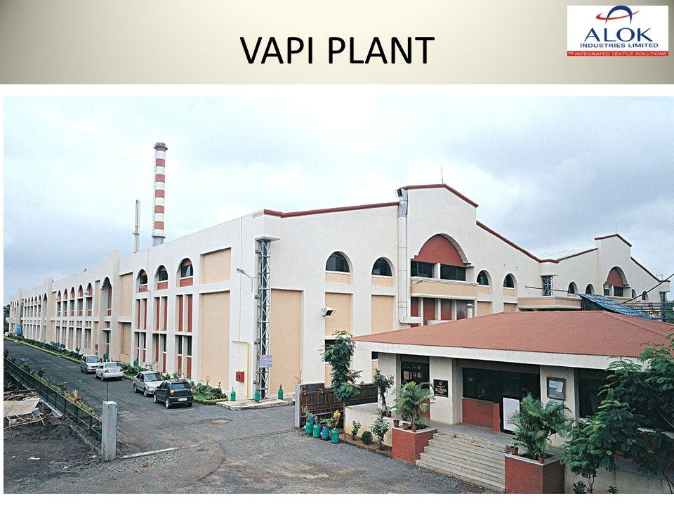 VAPI PLANT