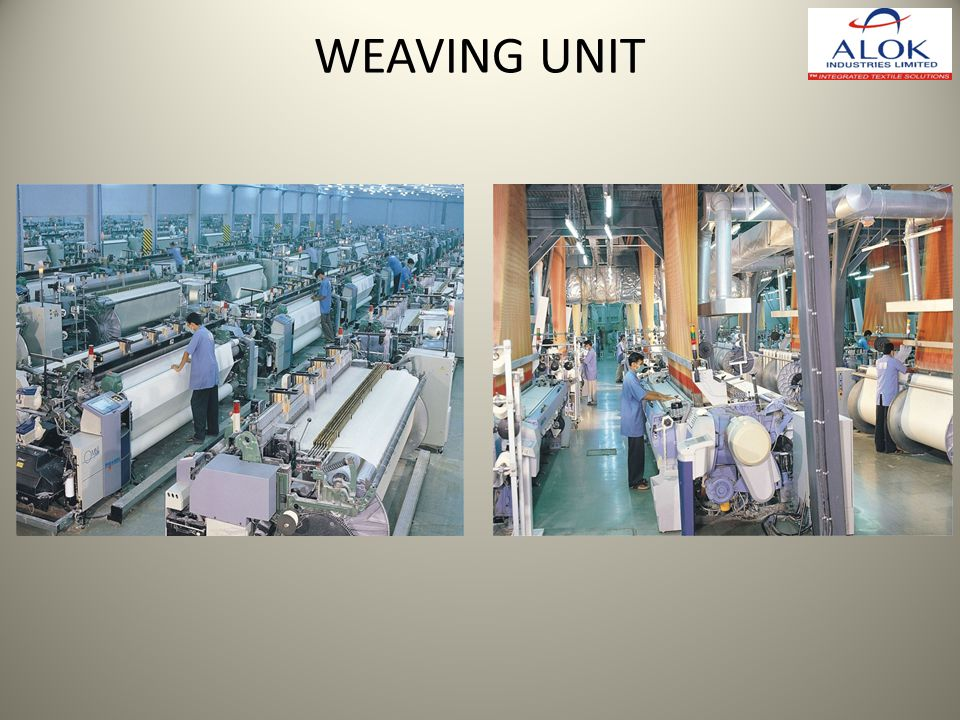 WEAVING UNIT