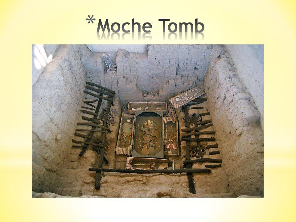 Moche Tomb