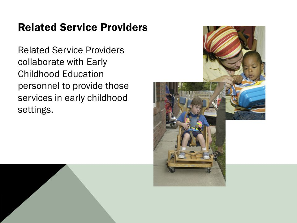 Related Service Providers