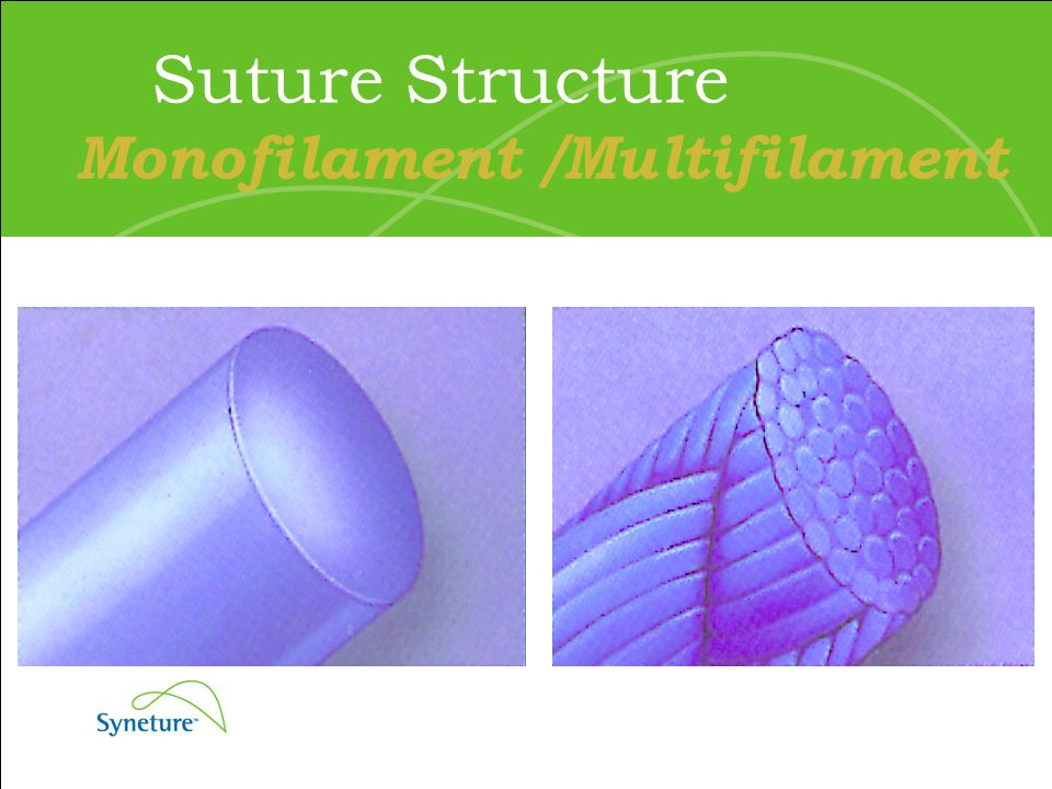 Monofilament /Multifilament