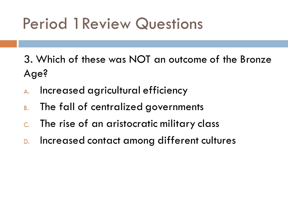 Period 1Review Questions