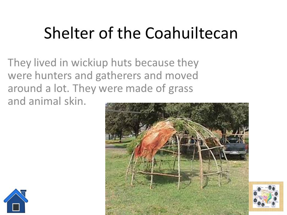 Shelter of the Coahuiltecan