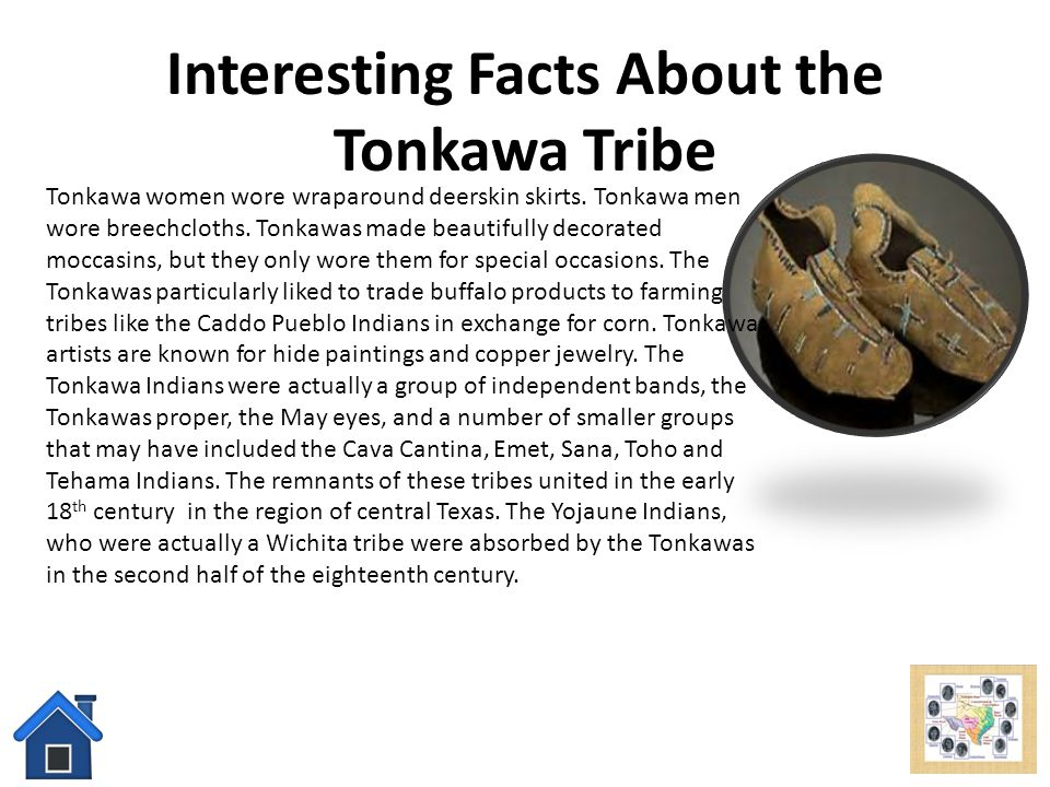 Interesting Facts About the Tonkawa Tribe