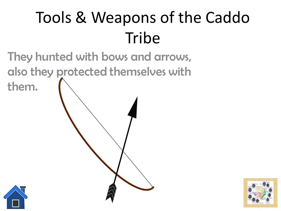 Tools & Weapons of the Caddo Tribe