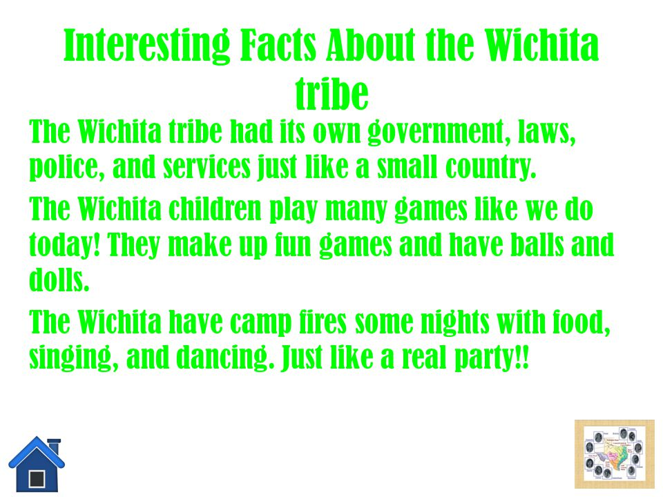 Interesting Facts About the Wichita tribe
