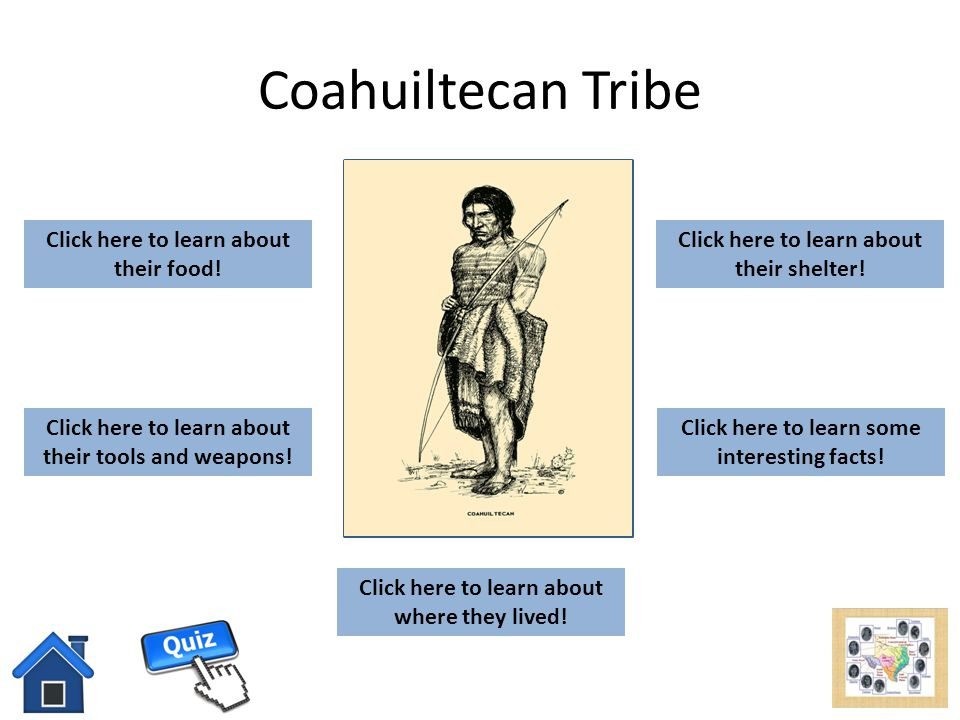 Coahuiltecan Tribe add picture here