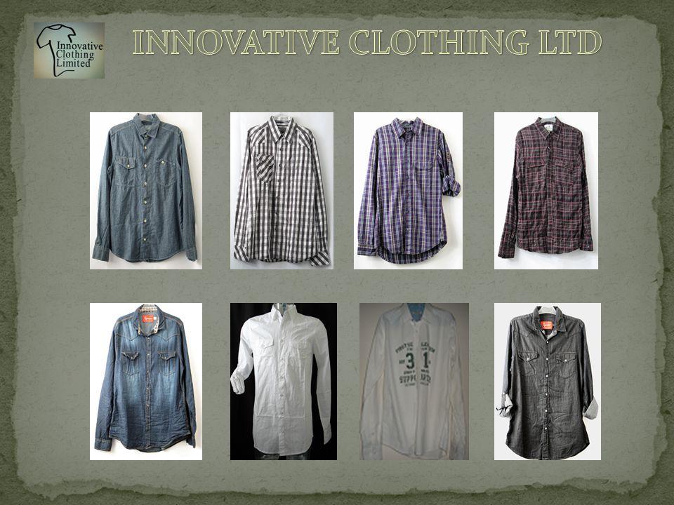 INNOVATIVE CLOTHING LTD