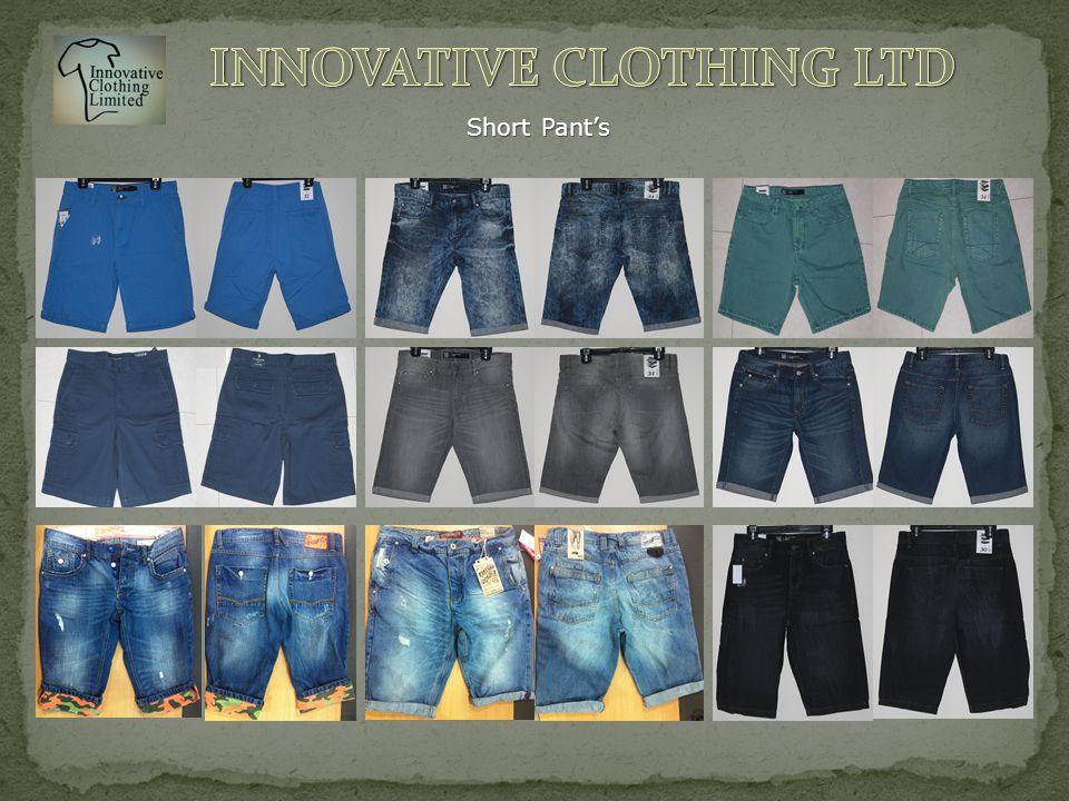 INNOVATIVE CLOTHING LTD INNOVATIVE CLOTHING LTD