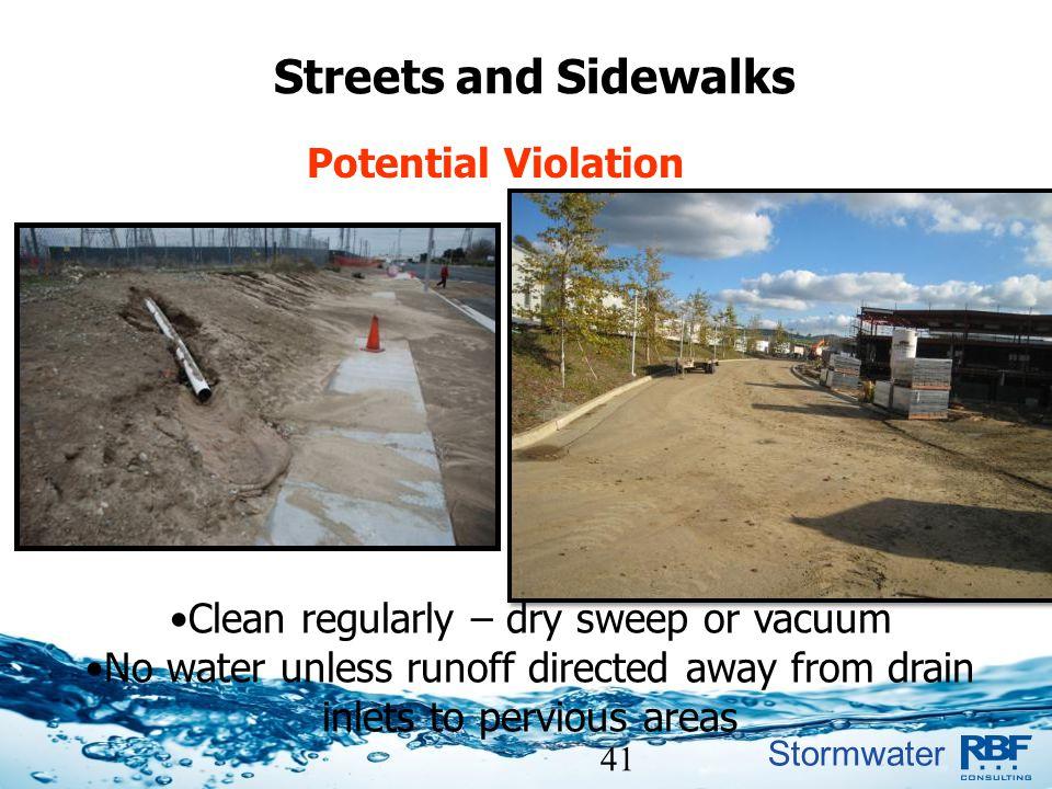 Clean regularly – dry sweep or vacuum