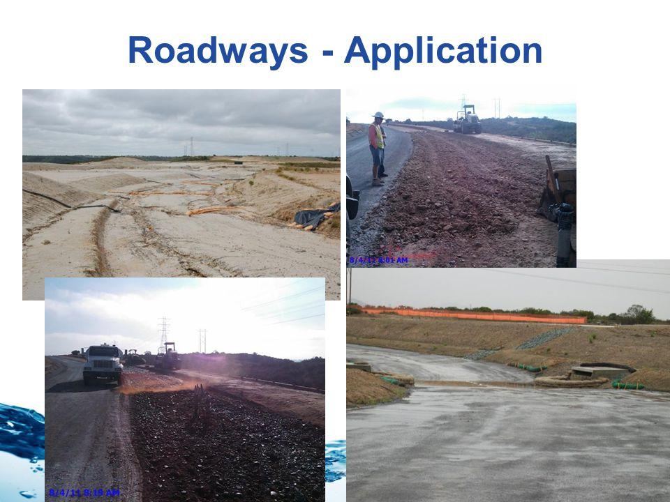Roadways - Application