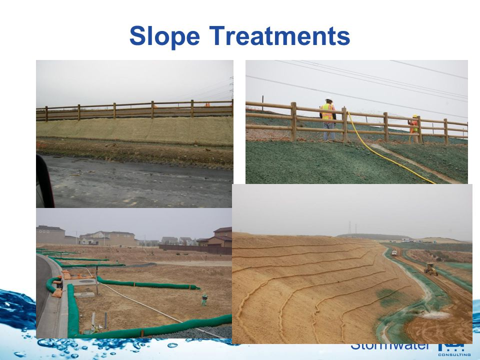 Slope Treatments