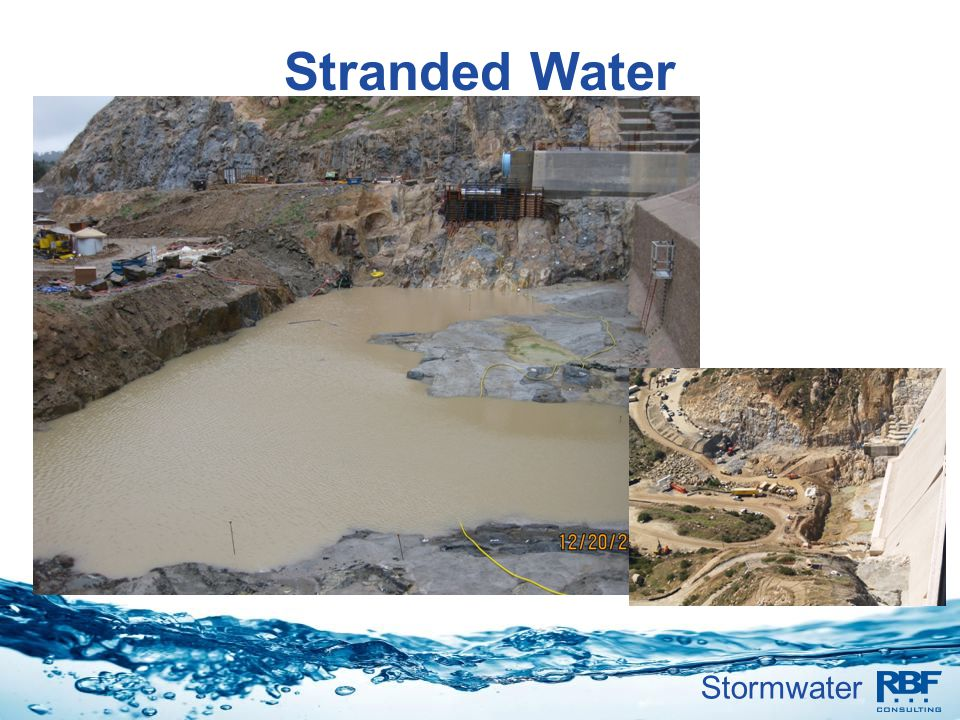 Stranded Water