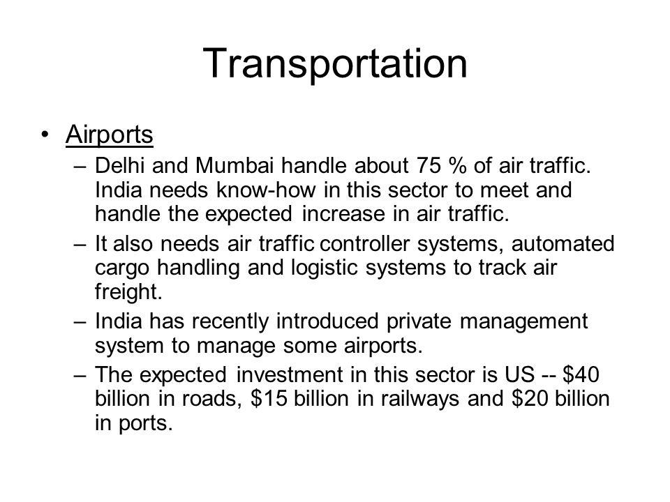Transportation Airports