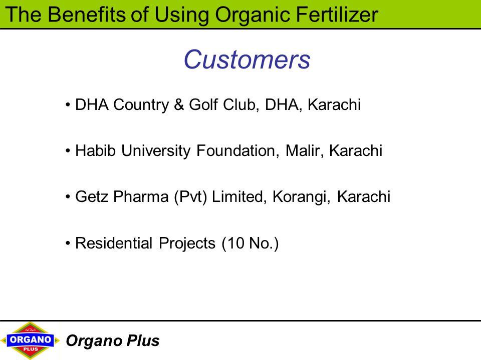 Customers DHA Country & Golf Club, DHA, Karachi