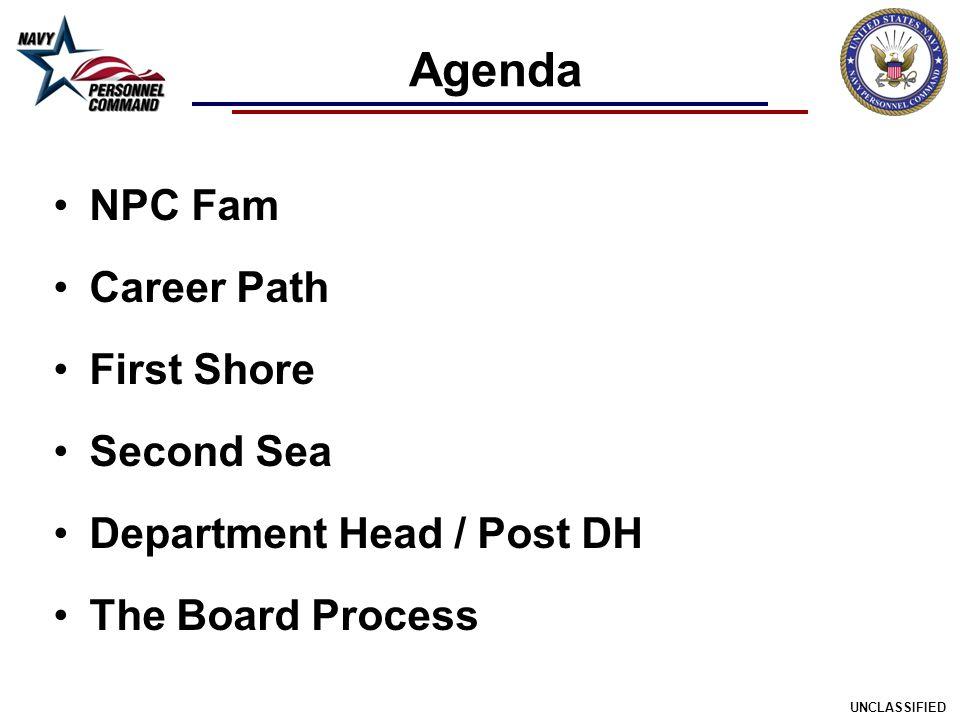 Agenda NPC Fam Career Path First Shore Second Sea