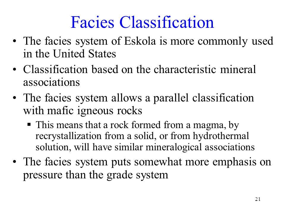 Facies Classification