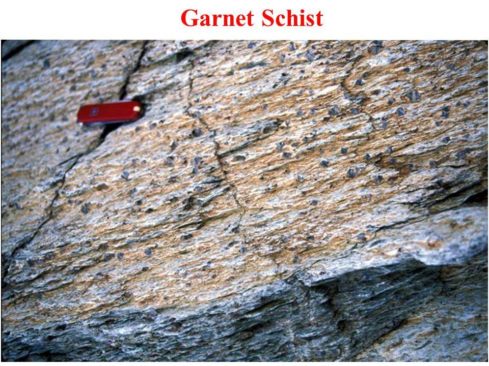Garnet Schist