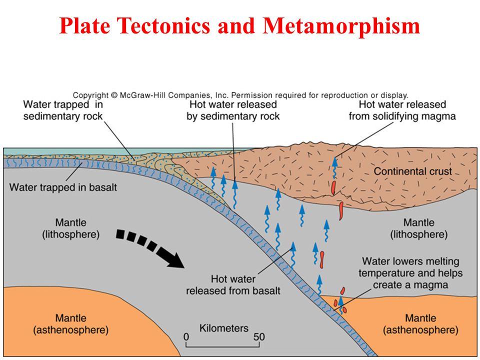 Plate Tectonics and Metamorphism