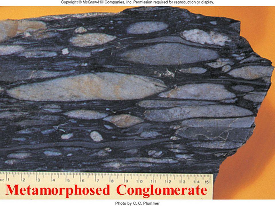 Metamorphosed Conglomerate