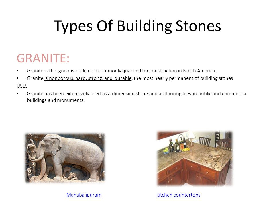 Stones. - ppt video online download