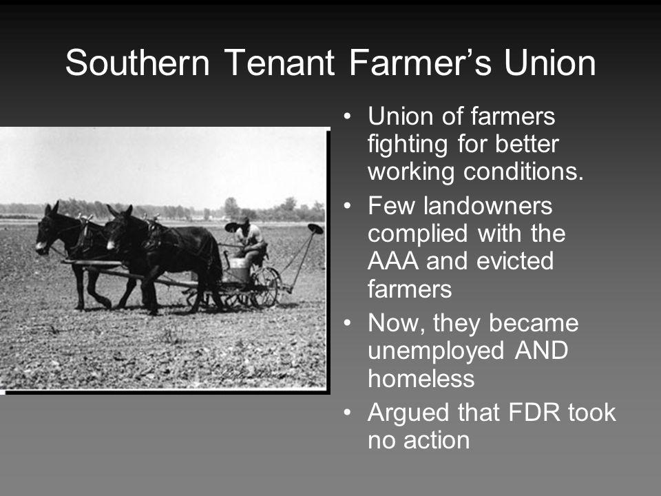 Southern Tenant Farmer's Union