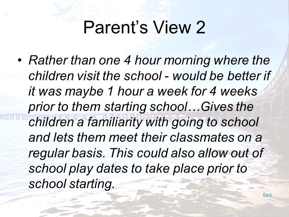 Parent's View 2