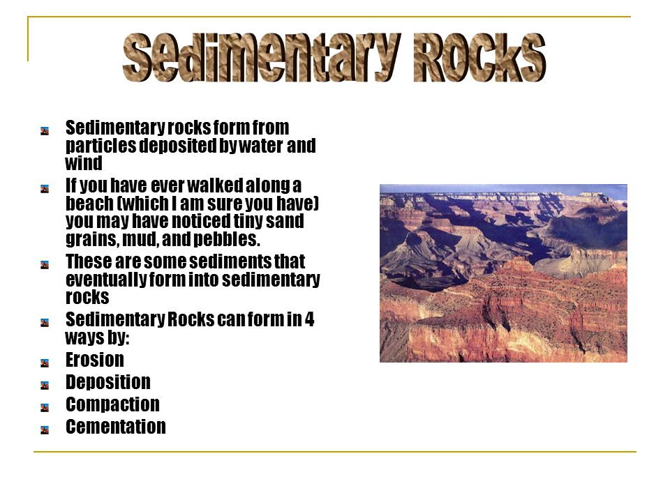 Ikmalzatul Abdullah ROCK FORMATION - ppt video online download