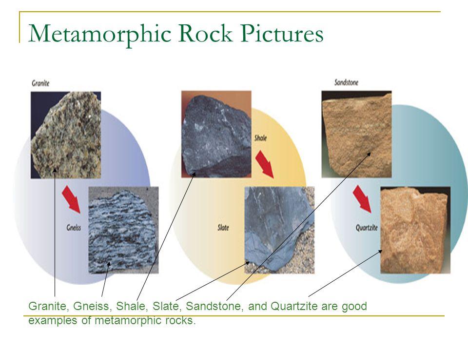 Metamorphic Rock Pictures
