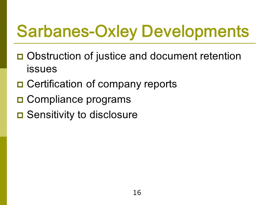 Business Issues Affecting Environmental Diligence