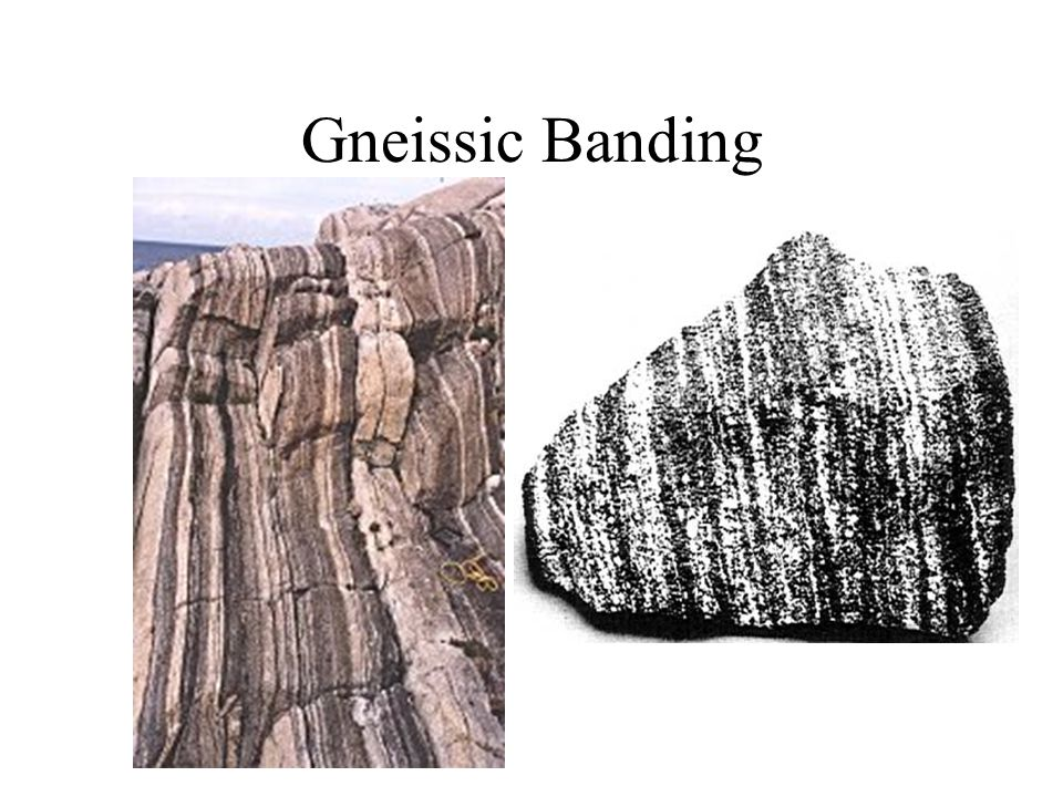 Gneissic Banding