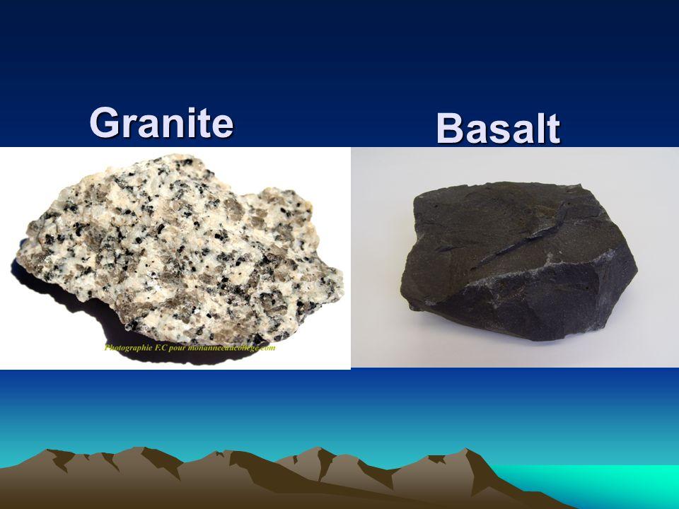 Granite Basalt