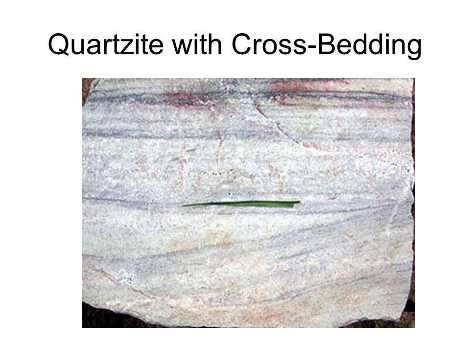 Quartzite with Cross-Bedding