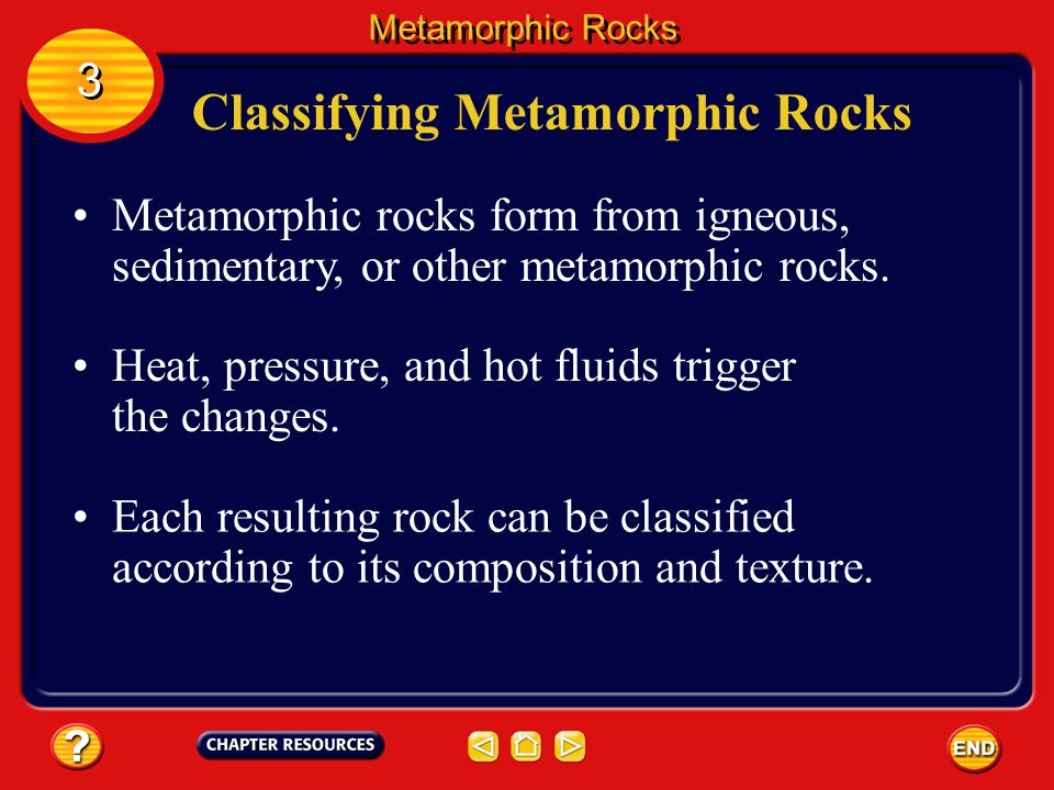 Chapter: Rocks Section 1: The Rock Cycle Section 2: Igneous Rocks ...