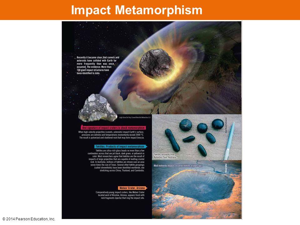 Impact Metamorphism