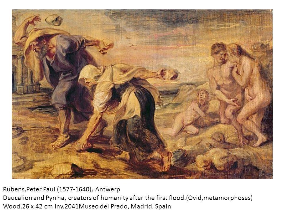 Rubens,Peter Paul (1577-1640), Antwerp