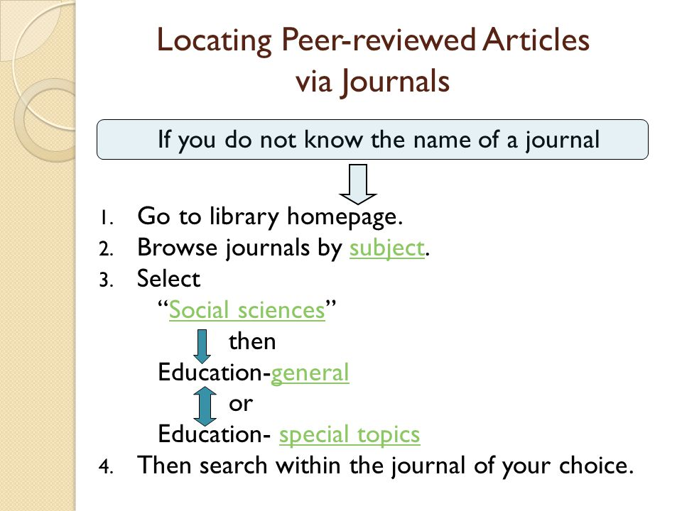 peer reviewed articles What is a peer-reviewed article a peer-reviewed article is published in a peer-reviewed journal only after it has been subjected to multiple critiques by scholars in that field.