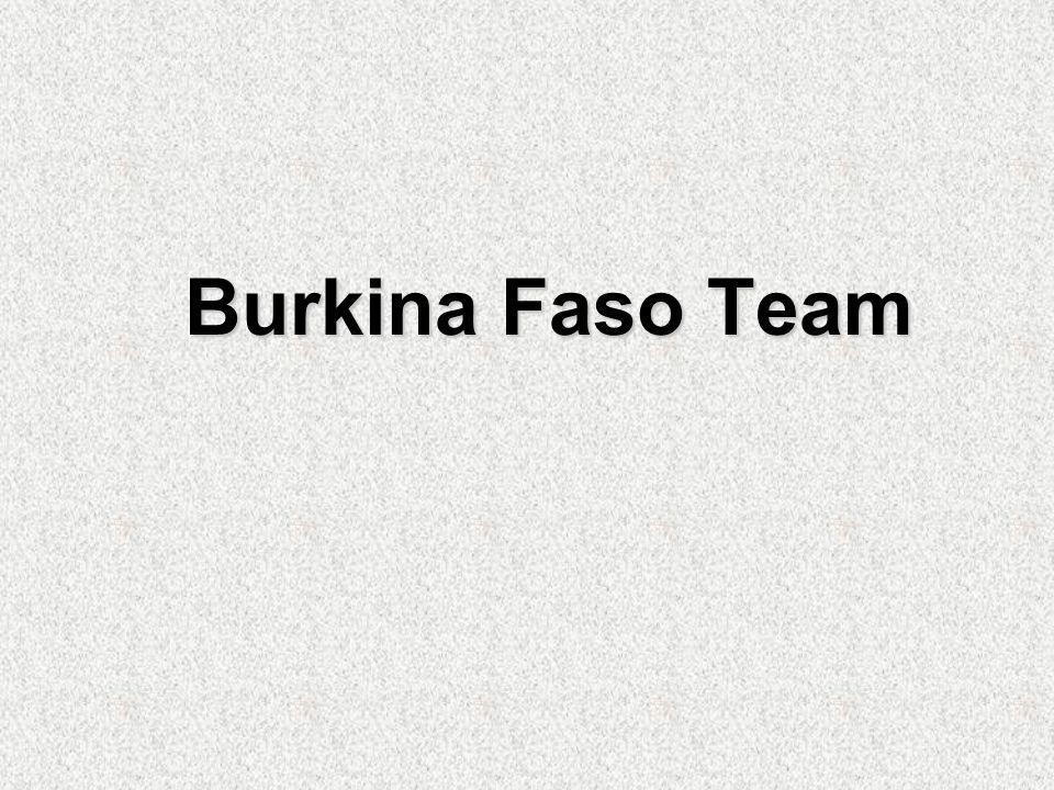 Burkina Faso Team