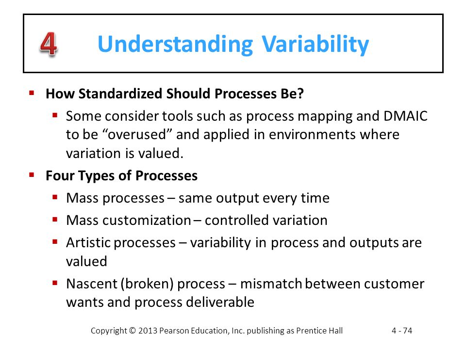 Understanding Variability