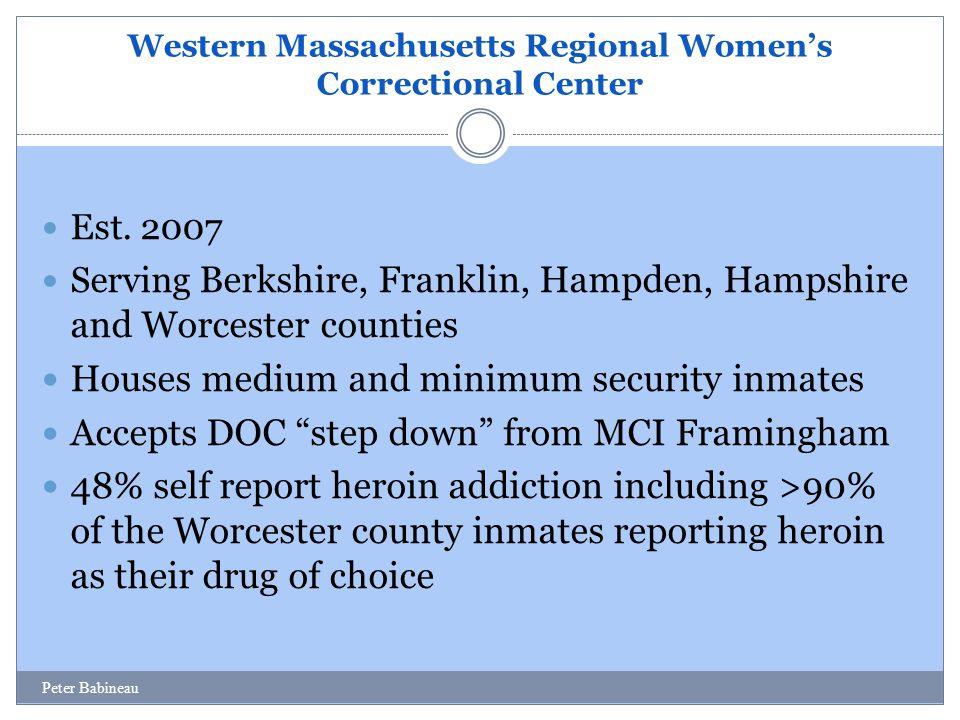 Western Massachusetts Regional Women's Correctional Center