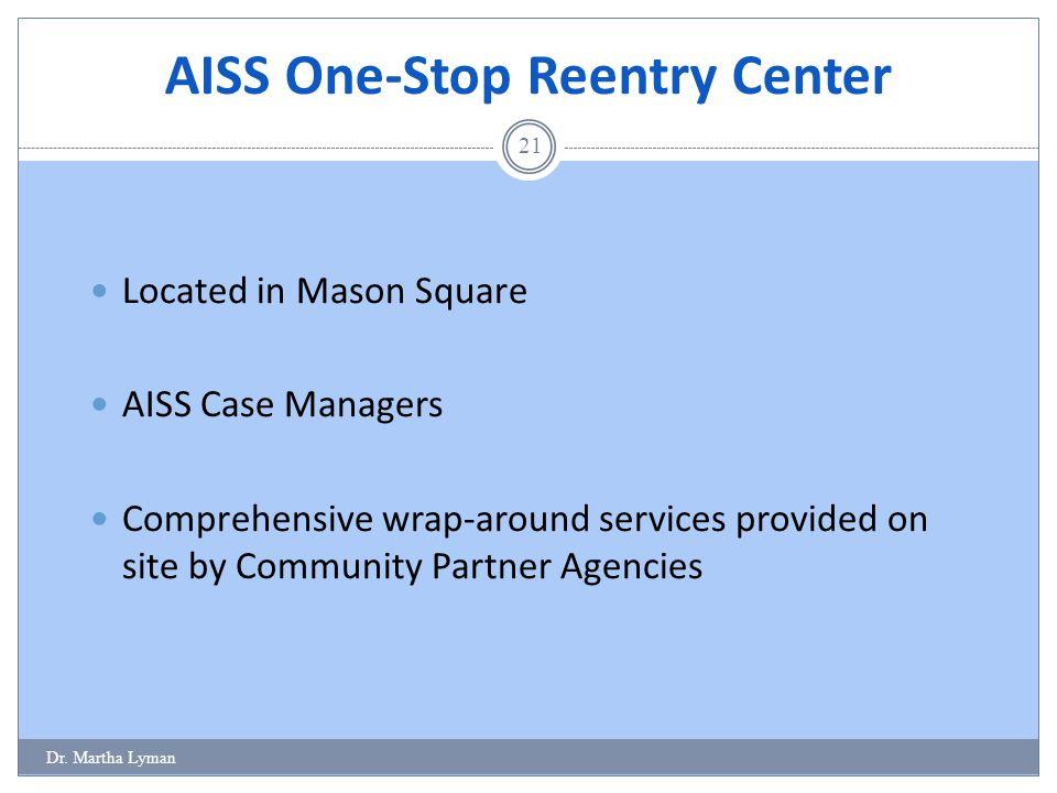 AISS One-Stop Reentry Center