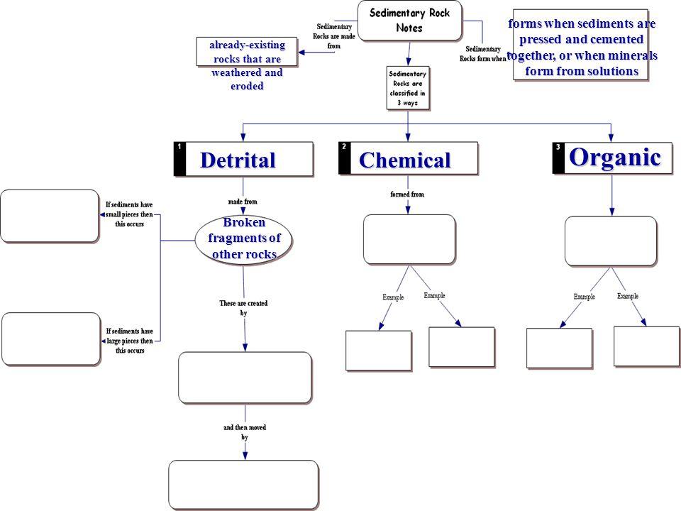 Organic Detrital Chemical