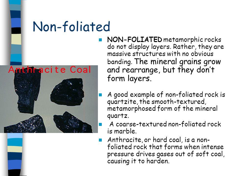 Non-foliated