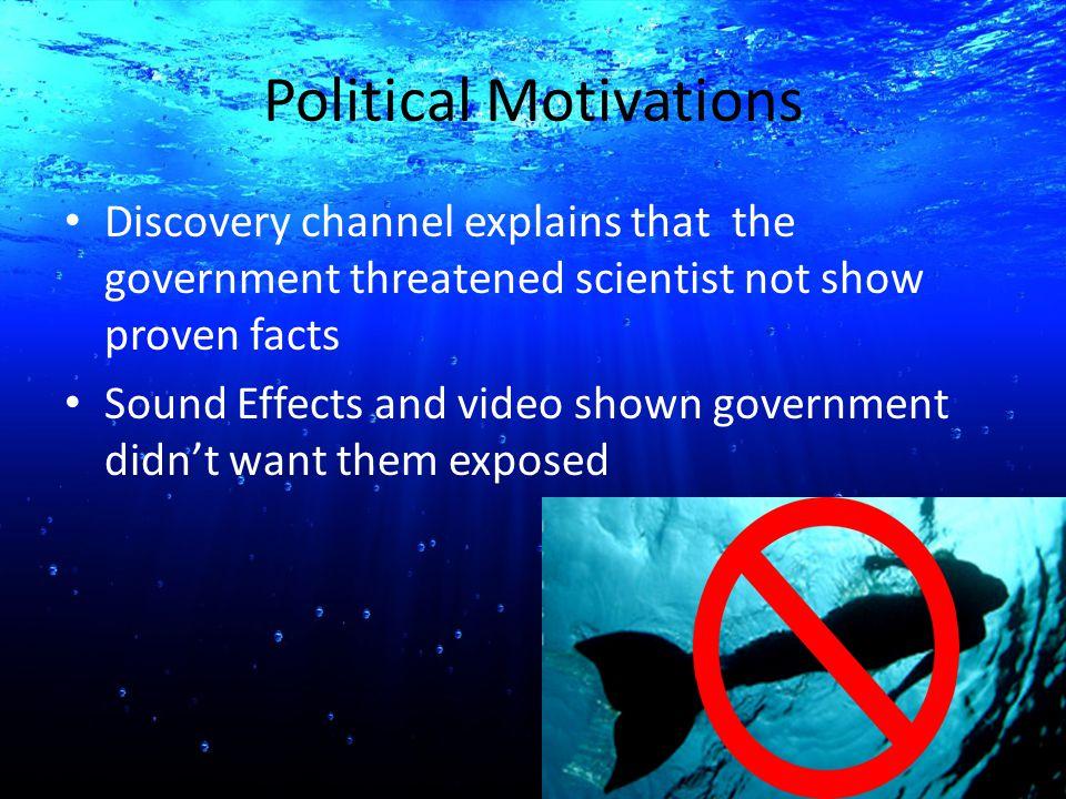 Political Motivations