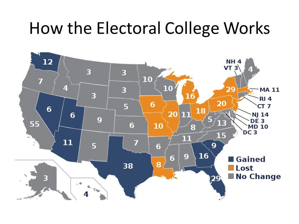 how works electoral college The electoral college – what is it and how does it function a blog post at in custodia legis: law librarians of congress on 2012-11-06.