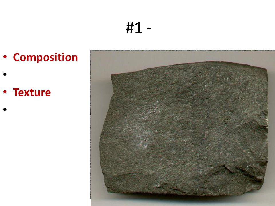 #1 - Composition Texture