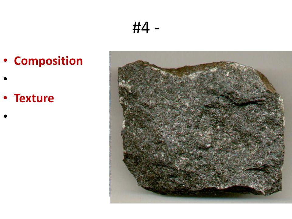 #4 - Composition Texture