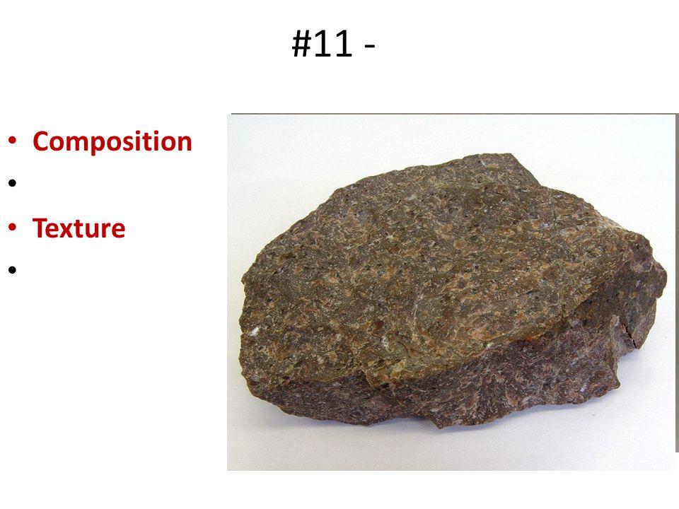 #11 - Composition Texture
